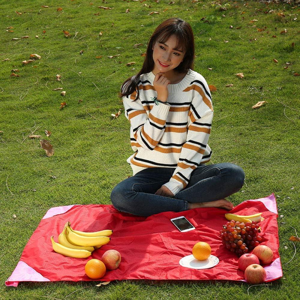 70x110 cm L DHUMI Camping en/Plein air/Tapis de Pique-Nique Pliant Portable Poche Compact /étanche /à lhumidit/é Pad Couverture Jardin /étanche Ultra-l/éger Yoga