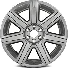 Partsynergy Replacement For OEM Take-Off Aluminum Alloy Wheel Rim 22 Inch Fits 2015-2018 Cadillac Escalade 6-139.7mm 7 Spokes