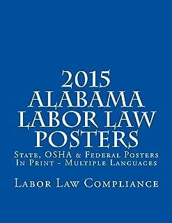 2015 Alabama Labor Law Posters