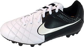 28899ebc4d2ca2 Botas Nike Tiempo Natural IV LTR AG Junior -Blanco-