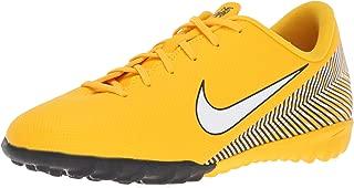 Nike Kids Soccer Neymar Jr. Mercurial Vapor XII Academy Turf Shoes (4 Big Kid M US)
