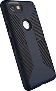 Speck Products Presidio Grip Cell Phone Case for Google Pixel 2 XL - Eclipse Blue/Carbon Black