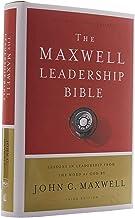 NKJV, Maxwell Leadership Bible, Third Edition, Hardcover, Comfort Print: Holy Bible, New King James Version