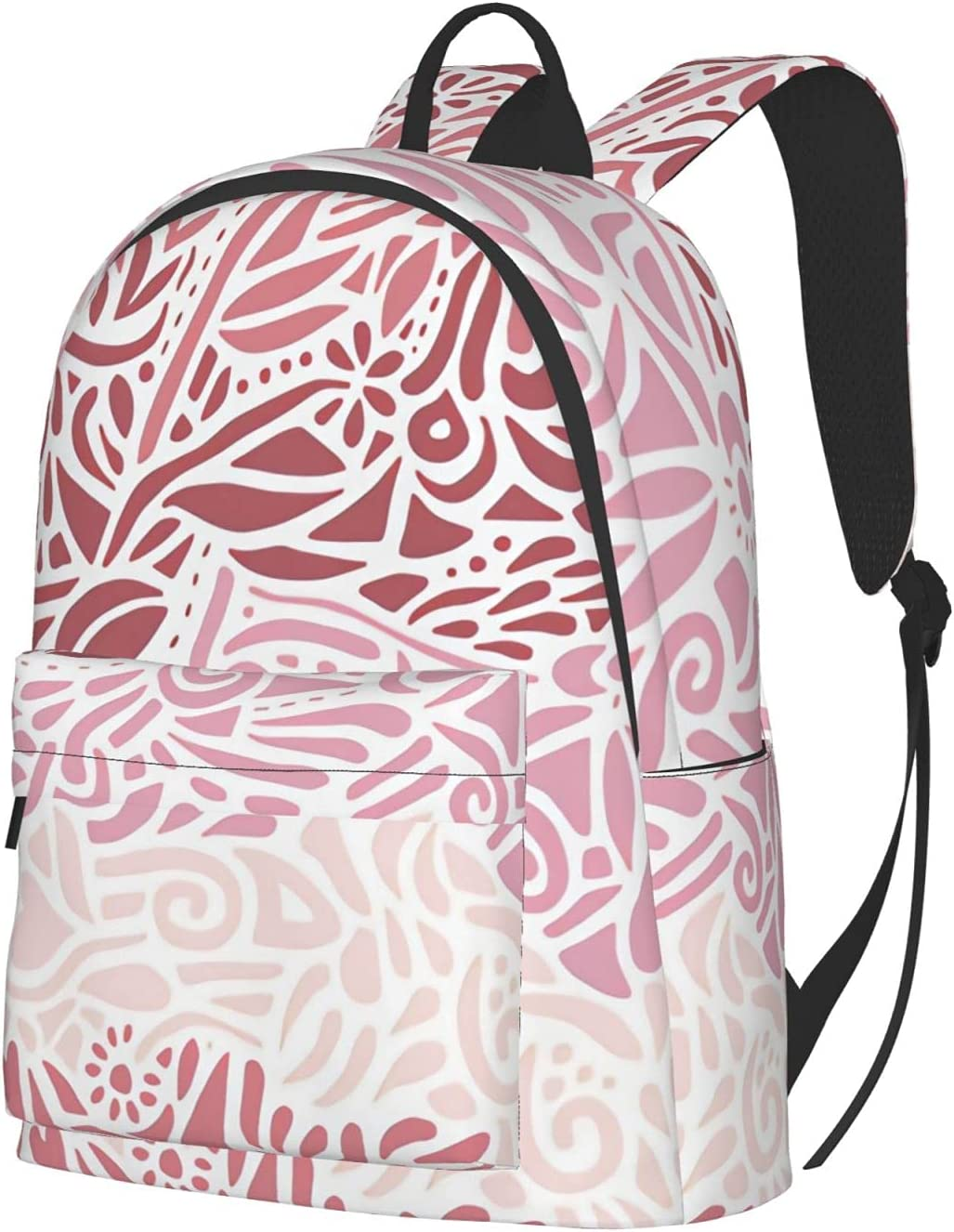 striped doodle - pink Max 54% OFF Laptop Sales of SALE items from new works Ext Backpack Travel Unisex