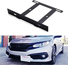 Best civic type r front license plate mount Reviews