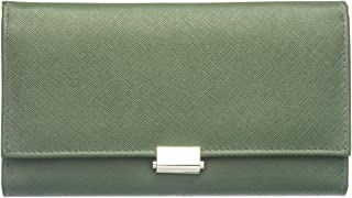 Khadim's Green Synthetic Solid Casual Wallet for Women
