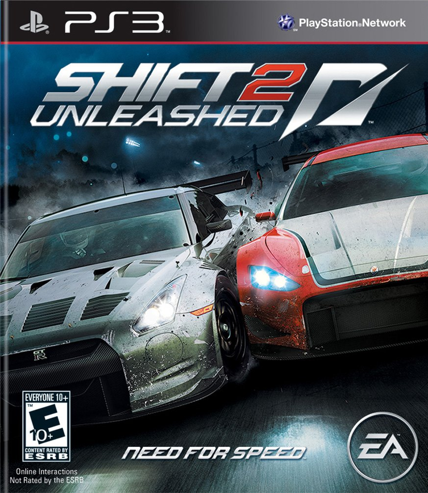 Shift 2: Unleashed - Playstation New Sales results No. 1 product 3