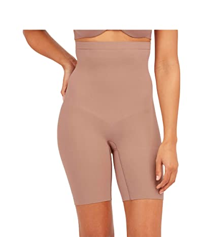 Spanx Higher Power Shorts (Cafe Au Lait) Women