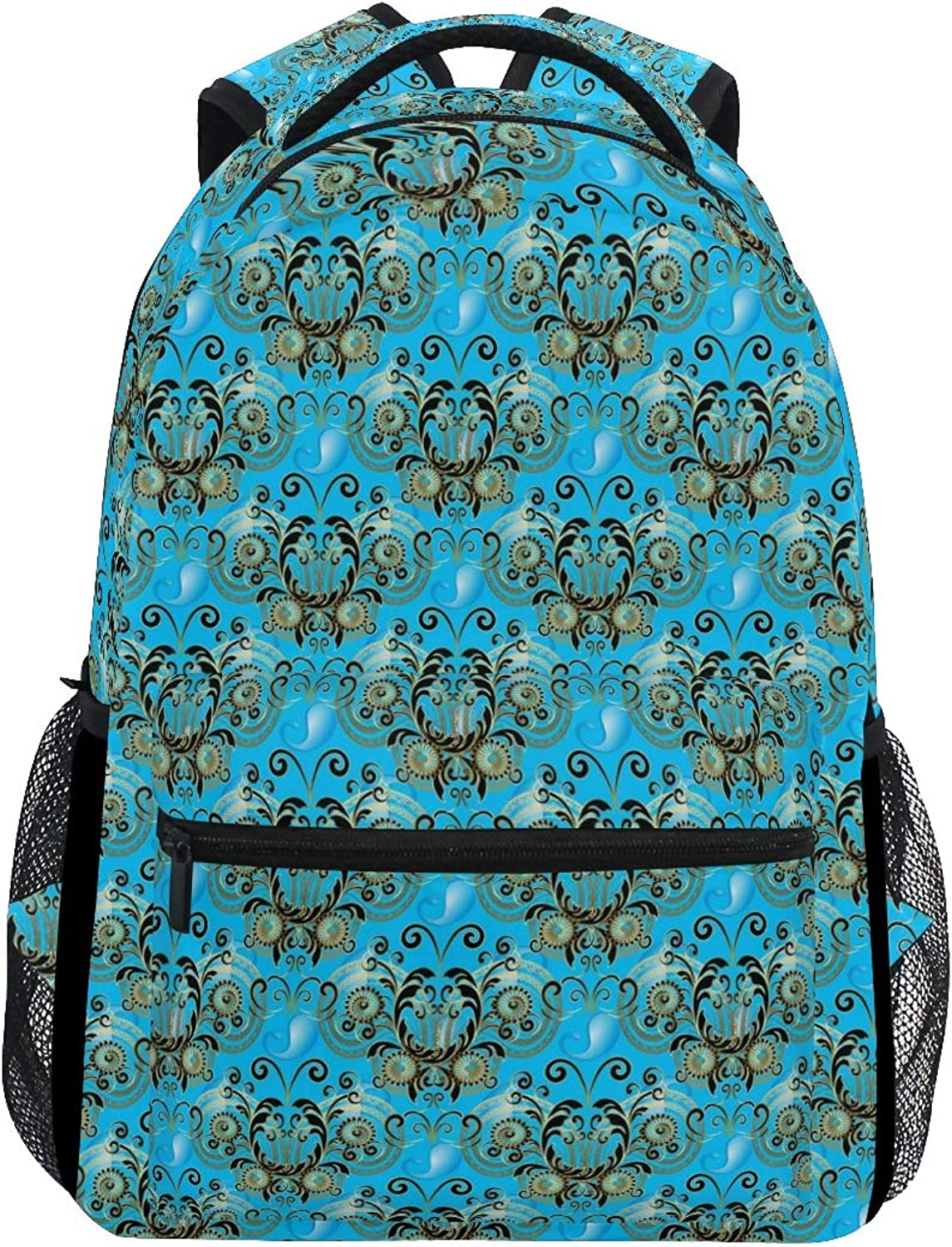 fe8011be905e Sola Flowers with Abstract Large Travel Outdoor Sports Laptop ...