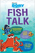 Disney Pixar Finding Dory Fish Talk - Hardcover
