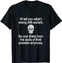 Best men's skull t-shirt Reviews