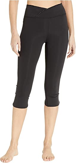 Mid-Rise Get Shorty Leggings