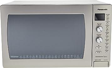 Panasonic NN-CD997SYPQ Convection Microwave Oven, 42 L, Silver