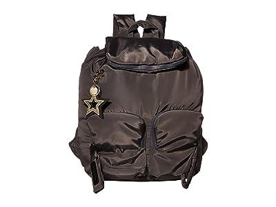 See by Chloe Nylon Joyrider Backpack (Minimal Grey) Backpack Bags
