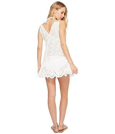 Maaji Dreamy Wonderland Short Dress White For Sale Cheap Price From UK Discount Collections Under 70 Dollars Clearance Reliable Knock Off zwuPc7qPvP