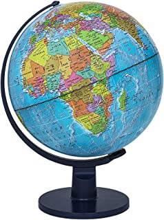 "Waypoint Geographic Scout 12"" Globe - Great Quality Globe For Kids & Teachers - More than 4, 000 name Places - Great Color..."