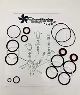 Five Star Marine Yamaha Trim TILT Seal Repair KIT F200 F225 F250 F300 V6 Super 1997+