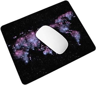 MasiBloom Premium PU Leather Mouse Pad Waterproof Non-Slip Desk Mice Mat for Apple Magic Mouse Microsoft Surface Mouse, La...
