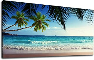Best summer canvas wall art Reviews