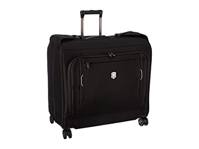 Victorinox Werks Traveler 6.0 Deluxe Wheeled Garment Bag (Black) Luggage