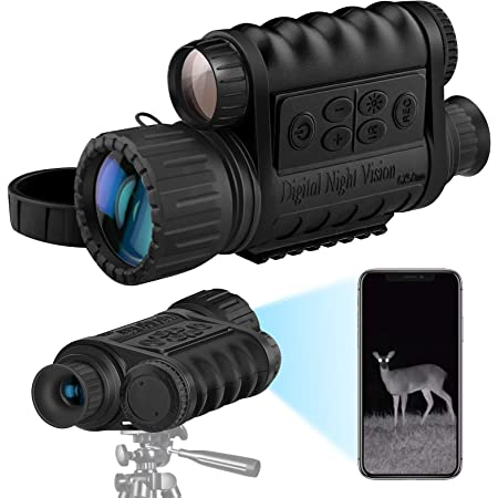 bestguarder 6x50mm hd digital night vision camcorder