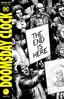 DOOMSDAY CLOCK #1 (OF 12) 2ND PTG DC COMICS PREORDER SHIPS DECEMBER 27TH