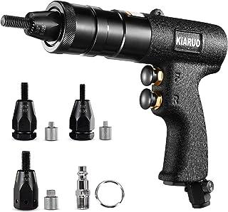 KIARUO Pneumatic Rivet Nut Gun with Self-locking Head...