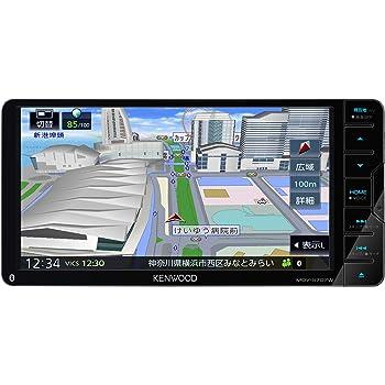 ケンウッド カーナビ 彩速ナビ  7型ワイド S707W 専用ドラレコ連携 無料地図更新/フルセグ/Bluetooth/Wi-Fi/Android&iPhone対応/DVD/SD/USB/ハイレゾ/VICS/タッチパネル