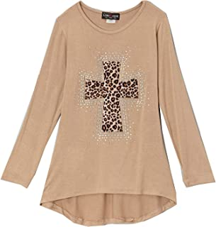 5bd40abbe5f Amazon.com: Browns - Big Girls (7-16) / Tops & Tees / Clothing ...