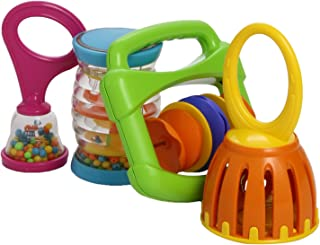 Hohner Kids Muscial Toys MS9000 Baby Band, Colors of Product May Vary