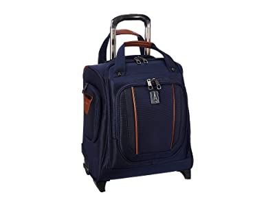 Travelpro 16 Crew Versapack Rolling Underseat Carry-On (Patriot Blue) Luggage