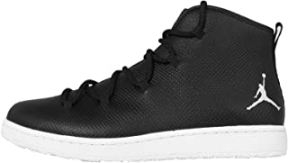 Nike Air Jordan Galaxy Mens Hi Top Basketball Trainers 820255 Sneakers Shoes (US 8, Black White 010)