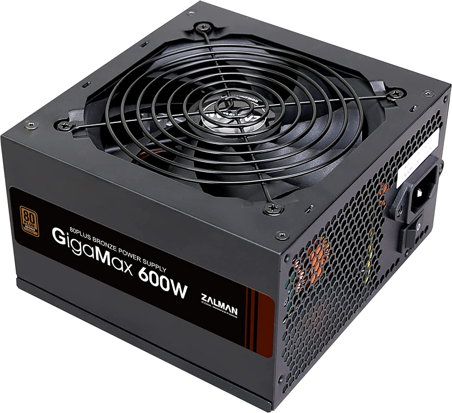 Ranking National products TOP17 Zalman GigaMax 80+ Bronze 600W Power Plus Certified H 80 Supply