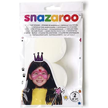 (LL) High Density Sponge 2 Pack - SNAZAROO (!!)