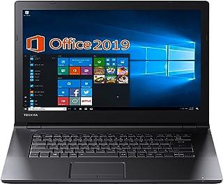 東芝 ノートPC B35/15.6型/MS Office 2019/Win 10/Core i3-5005U/wajunのWIFI/Bluetooth/HDMI/4GB/128GB SSD (整備済み品)