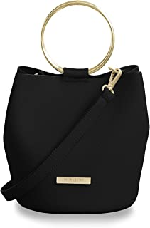 Katie Loxton Suki Bucket Bag Women's Faux Leather Shoulder Handbag Purse