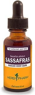 Herb Pharm Sassafras Root Bark Liquid Extract - 1 Ounce