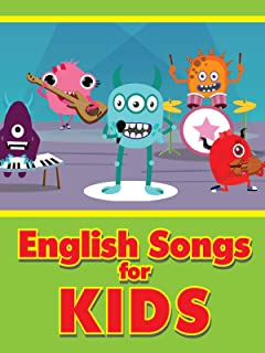 English Songs for Kids
