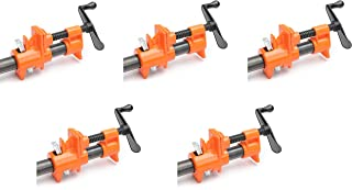 PONY 50 Pipe Clamp, Fixture for 3/4-Inch Black Pipe (Five Pack)
