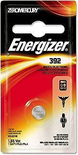 Energizer Silver Oxide #392 1.5-Volt (Each)