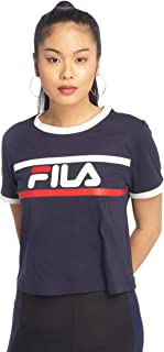 Fila Women's Ashley Cropped T-Shirt