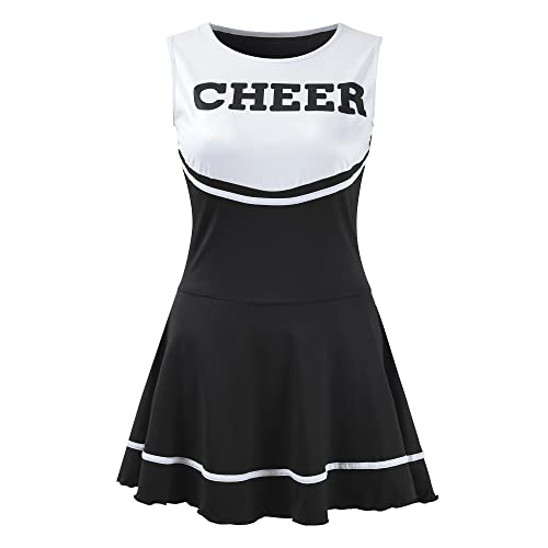e1eb4f736 Women's Musical Uniform Fancy Dress Cheerleader Costume Outfit