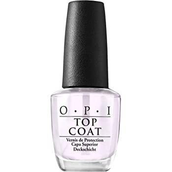 OPI Nail Polish and Nail Lacquer Top Coat, Matte Finish Nail Polish Top Coat, 0.5 Fl Oz