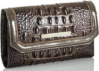 Soft Checkbook Wallet Brunello Fairhaven Tri Color