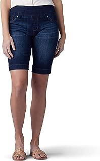 Lee Women's Sculpting Slim Fit Pull On Bermuda Short