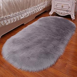 Faux fur, soft sheepskin and soft imitation of 'lambskin of' lamb comfortable and soft matte scree soft modern design, gra...