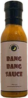 Premium   Bang Bang Wing Sauce   Low Saturated Fat   Cholesterol Free   Crafted in Small Batches with Farm Fresh Herbs for Premium Flavor and Zest