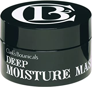 Clark's Botanicals Deep Moisture Mask, Hydrating, Anti-Aging, Restoring, Revitalizing, 1.7 Ounce