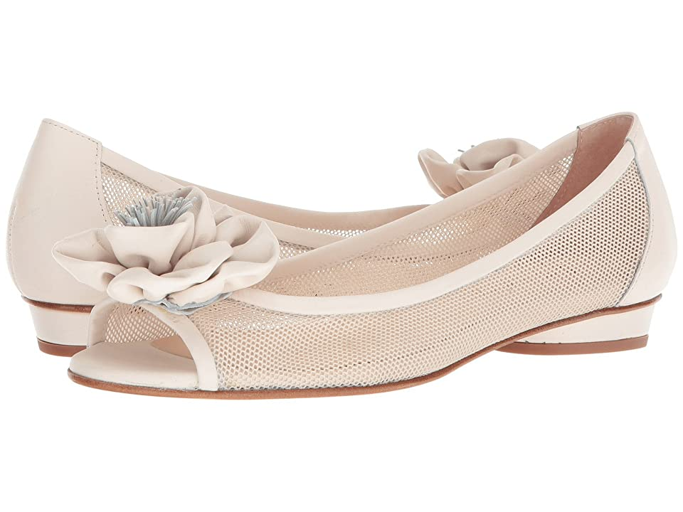 French Sole Bellflower (Bone Mesh) Women