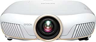 Epson Home Cinema 5050UB 4K PRO-UHD Projector with Advanced 3-Chip Design and HDR10 with 100% Balanced Color and White Brightness and Ultra Wide DCI-P3 Color Gamut  (Renewed)